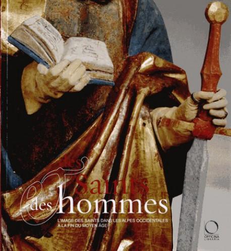 Catalogue d'exposition Des Saints et des hommes