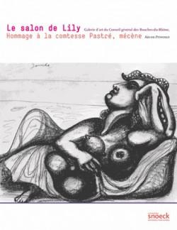 Salon de Lily, hommage à la comtesse Pastré, mécène