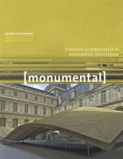 Monumental 2013, création architecturale et monuments historiques