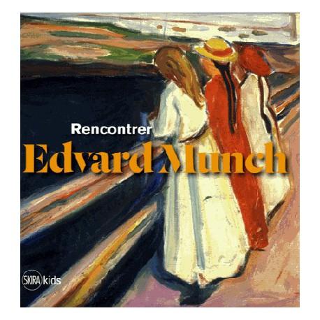 Livre d'art enfant - Edvard Munch