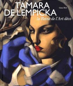 Catalogue d'exposition Tamara de Lempicka, la reine de l'Art Déco - Pinacothèque de Paris