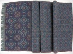 "Blue Scarf ""Alhambra"" - National Museum of Medieval Art, Paris"