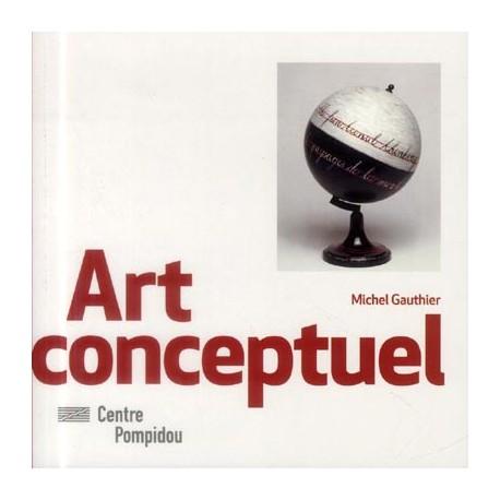 Art conceptuel - Centre Pompidou