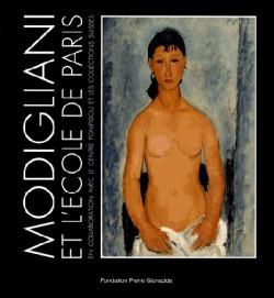 Catalogue d'exposition Modigliani et l'Ecole de Paris