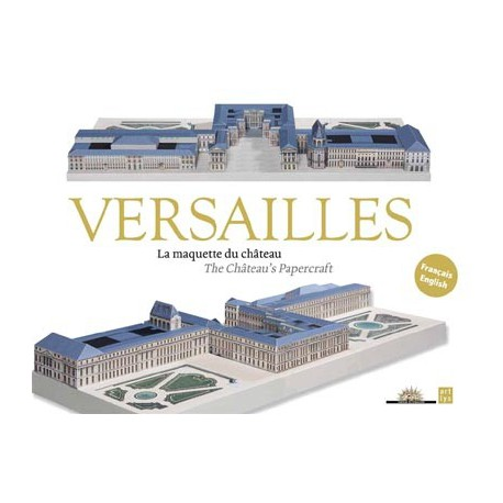 Versailles, the Château's Papercraft