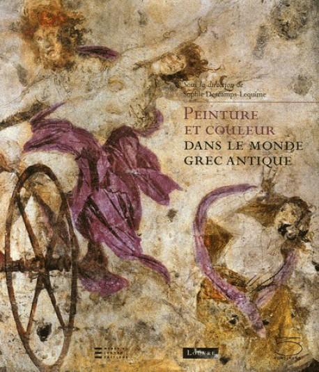 Modele Cuisine Gedimat : Peinture et couleur dans le monde grec antique de Sous la direction de