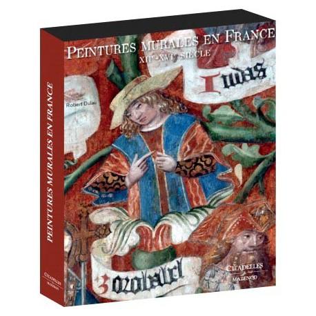 Peintures murales en France - XIIe-XVIe siècle