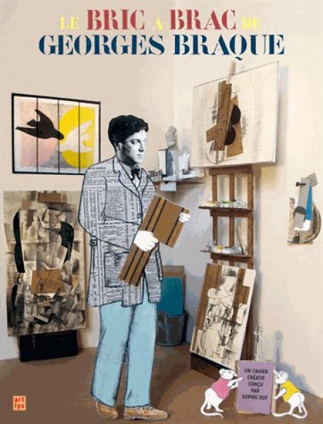 Livre d'art enfant - Le bric-à-brac de Georges Braque