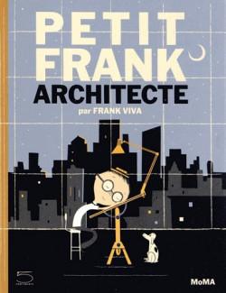 Livre d'art enfant - Petit Frank architecte