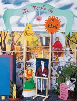 Art pour enfant - Le monde merveilleux de Frida Kahlo