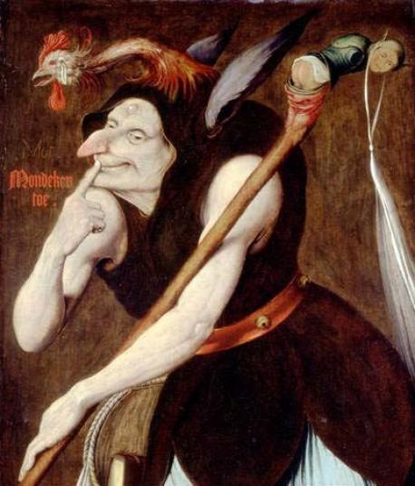 Eloge de la folie, illustré par les peintres de la Renaissance du Nord