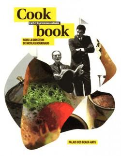 Catalogue d'exposition Cookbook - L'art et le processus culinaire