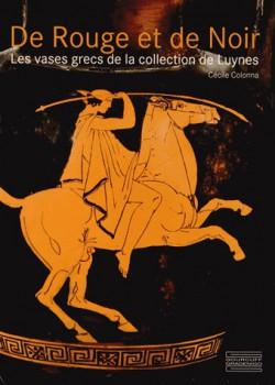 Catalogue d'exposition De Rouge et de Noir, vases grecs - BnF