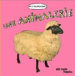 Livre d'art enfant - Une Animalerie