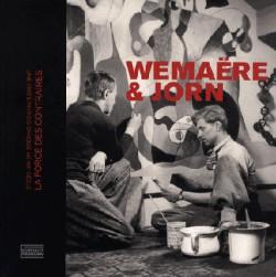 Catalogue d'exposition Wemaëre & Jorn - Musée La Piscine, Roubaix