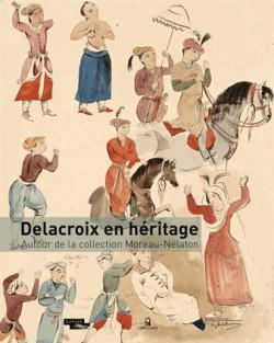 Catalogue d'exposition Delacroix en héritage