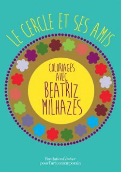 Coloriages avec  Beatriz Milhazes