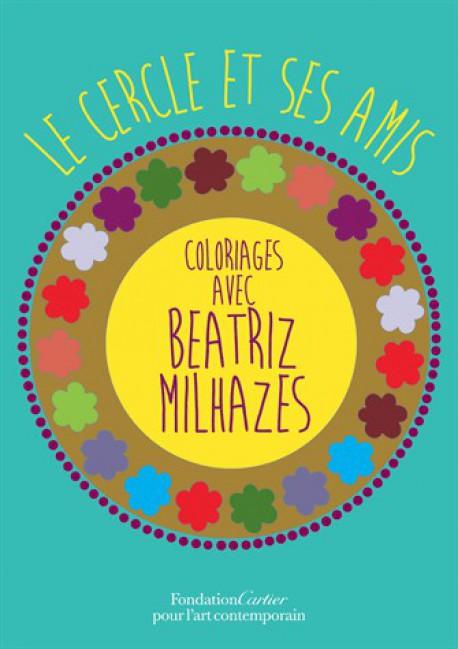 Art pour enfant - Coloriages avec  Beatriz Milhazes