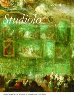 Studiolo 9 - La présentation de l'œuvre d'art