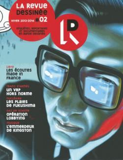 La Revue dessinée - Numéro 2
