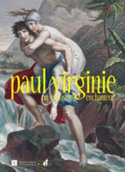 Catalogue d'exposition Paul et Virginie, un exotisme enchanteur