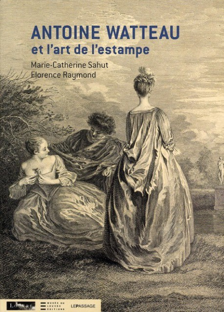 [Art Book Sale - 50%] Antoine Watteau et l'art de l'estampe