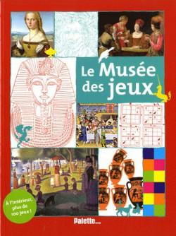 Art pour enfant - Le Musée des jeux tome 1