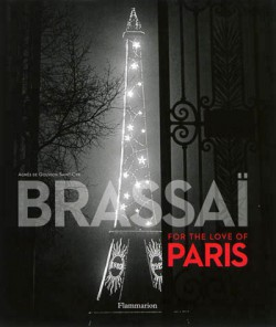 Exhibition catalogue Brassai for the love or Paris