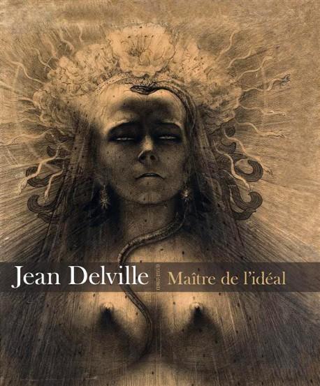 Catalogue d'exposition Jean Delville, maître de l'idéal