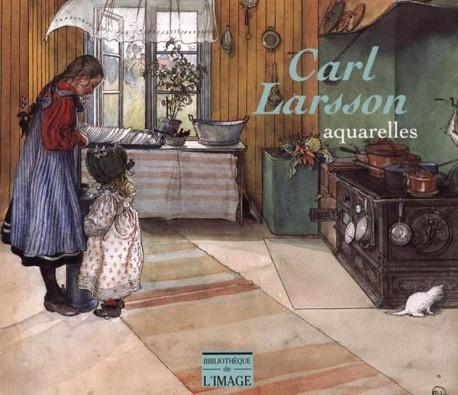 Carl Larsson -  Aquarelles