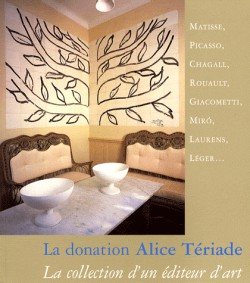 La donation Alice Tériade - La collection d'un éditeur d'art