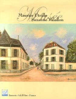 Maurice Utrillo, Suzanne Valadon - Catalogue du musée