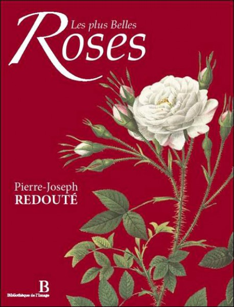 Pierre-Joseph Redoute, the most beautifull roses (Bilingual edition)
