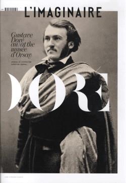 Album d'exposition Gustave Doré au musée d'Orsay