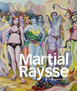 Catalogue de l'exposition Martial Raysse, rétrospective 1960-2014 - Centre Pompidou