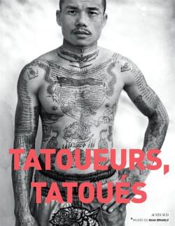 Catalogue d'exposition Tatoueurs, tatoués
