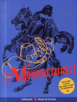 Catalogue d'exposition Mousquetaires