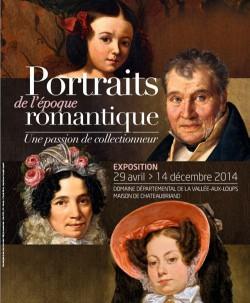 Catalogue d'exposition Portraits de l'époque romantique, une passion de collectionneur