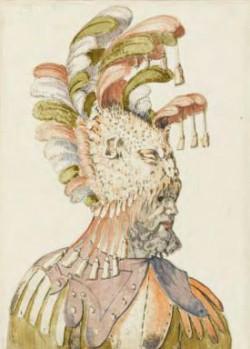 Catalogue d'exposition Masques, mascarades, mascarons, de l'Antique aux Romantiques