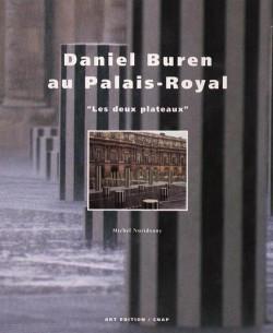 Daniel Buren au Palais royal, les deux plateaux
