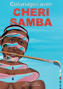 Coloriages avec Cheri Samba