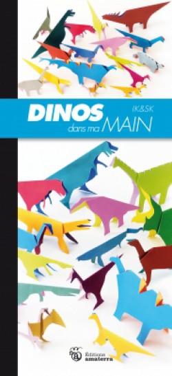 Sélection Enfants : Livres Soldés - Dino dans ma main