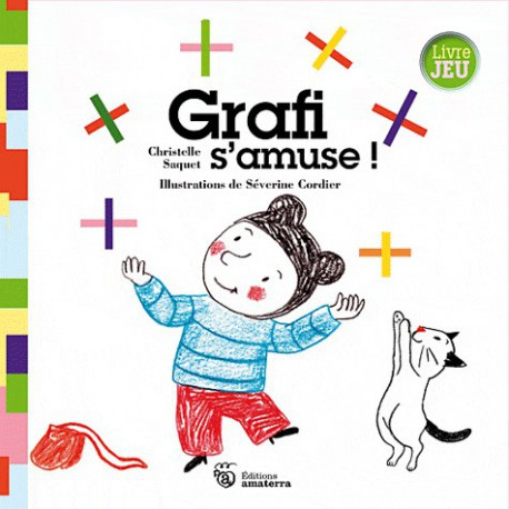 Sélection Enfants : Livres Soldés - Grafi s'amuse