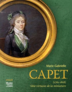 Catalogue d'exposition Marie Gabrielle Capet (1761-1818)