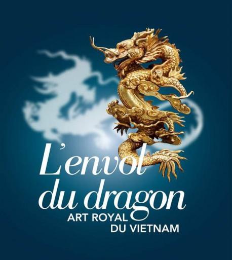 Catalogue d'exposition L'envol du dragon - Art Royal du Vietnam