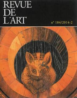 Revue de l'Art - N°184/2014-2
