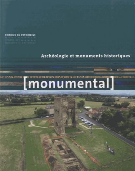 Monumental 2014, 1er Semestre - Archéologie et monuments historiques