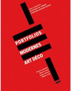 Portfolios Modernes Art Déco