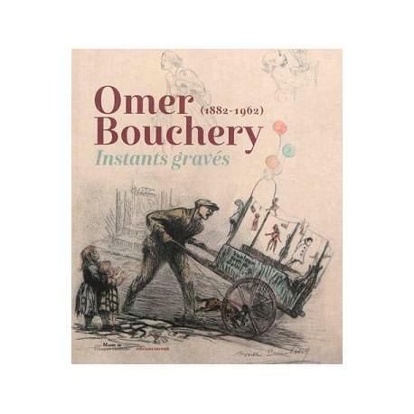 Catalogue d'exposition Omer Bouchery - Instants gravés