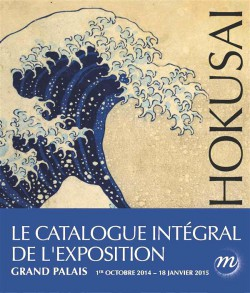 Catalogue d'exposition Hokusai - Grand Palais, Paris